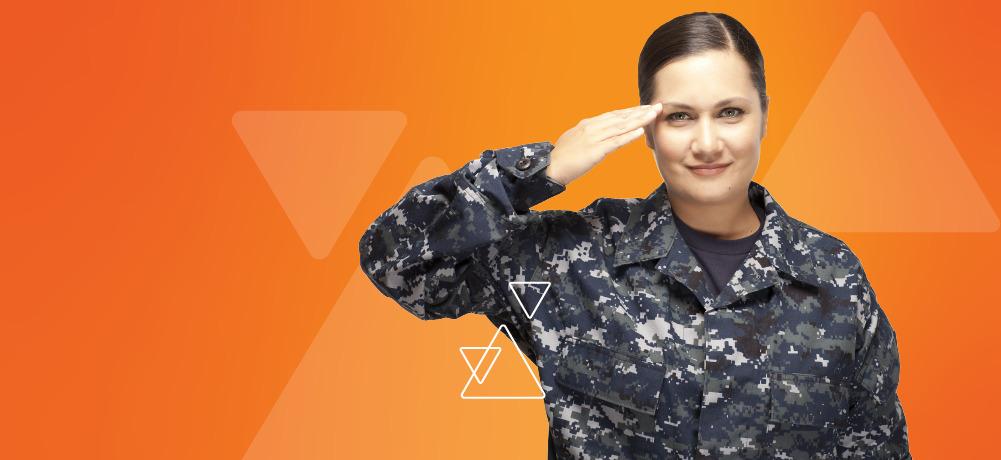 military skills; job search