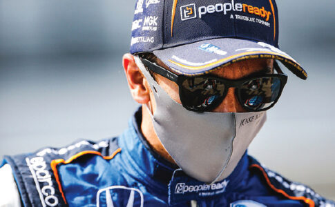 PeopleReady Teams up with Rahal Letterman Lanigan's (RLL) Takuma Sato for Indy 500
