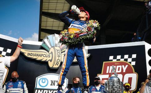 PeopleReady, Primary Sponsorship Partner of Takuma Sato, Congratulates Driver on Indy 500 Win