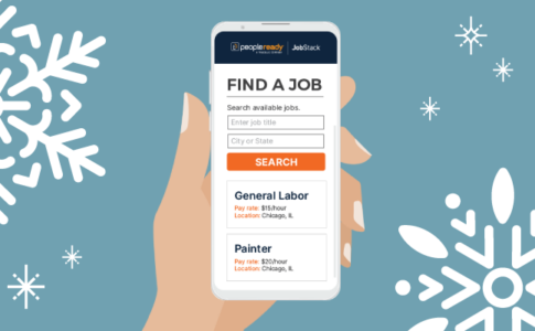 Use JobStack to Find Jobs Safely This Winter Season