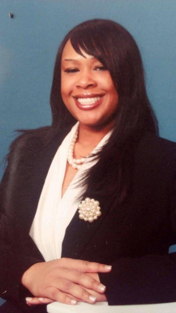 Stephanie Gooch, associate spotlight