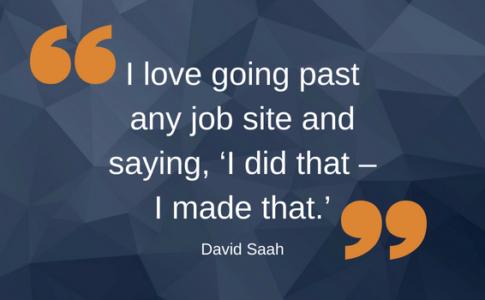 Associate Success Story: David Saah