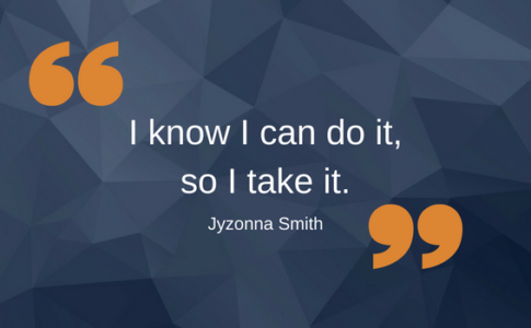 Associate Success Story: Jyzonna Smith
