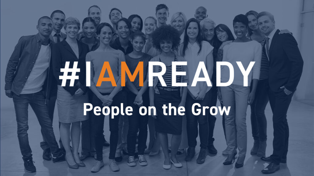 associate spotlight, percy johnson, IAMREADY