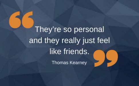 Associate Success Story: Thomas Kearney
