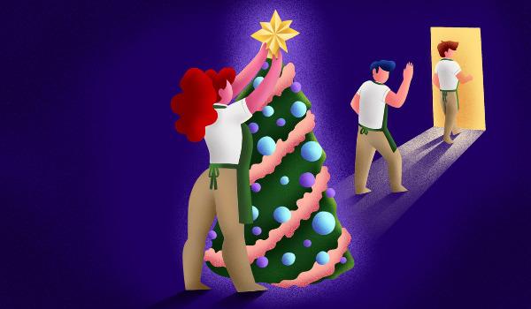 holiday rush, retail industry, seasonal trends