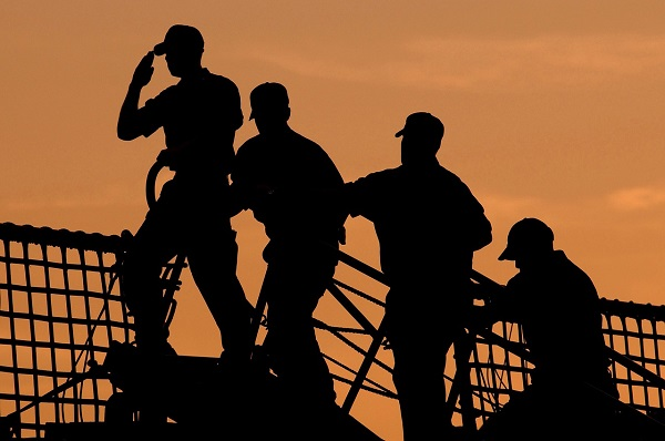 military workers, military skills