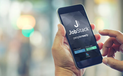 PeopleReady's App, JobStack, Helps You Staff Safely