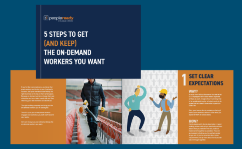 5 Steps to Get (and Keep) the On-Demand Workers You Want