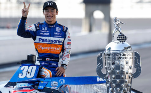 PeopleReady Returns to Rahal Letterman Lanigan Racing as Primary Sponsor of Takuma Sato's 2021 Indy 500 Entry