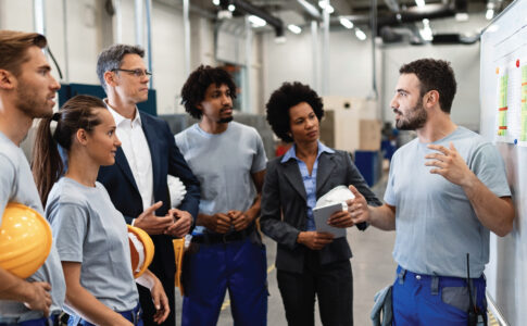 How Manufacturing Temp Agency Services Support Industry Changes