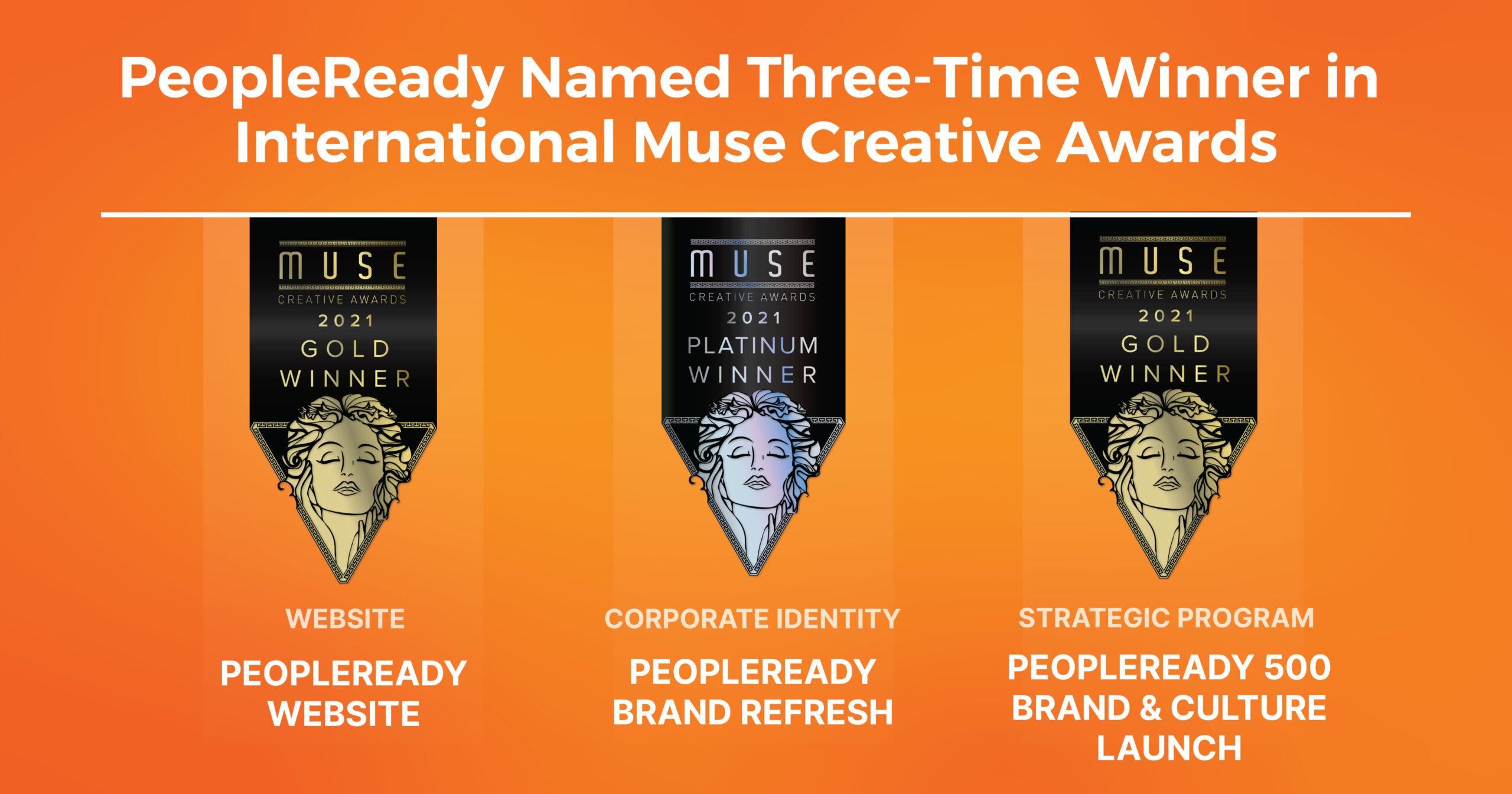 2021 Muse Creative Awards