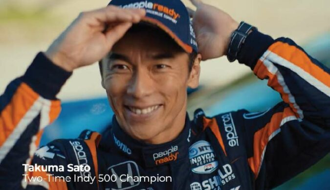 Solid run by our partner Takuma Sato for placing 14th in the Indy 500! We are proud to be on your team and look forward to the next RLL Racing win. #WeAreReady