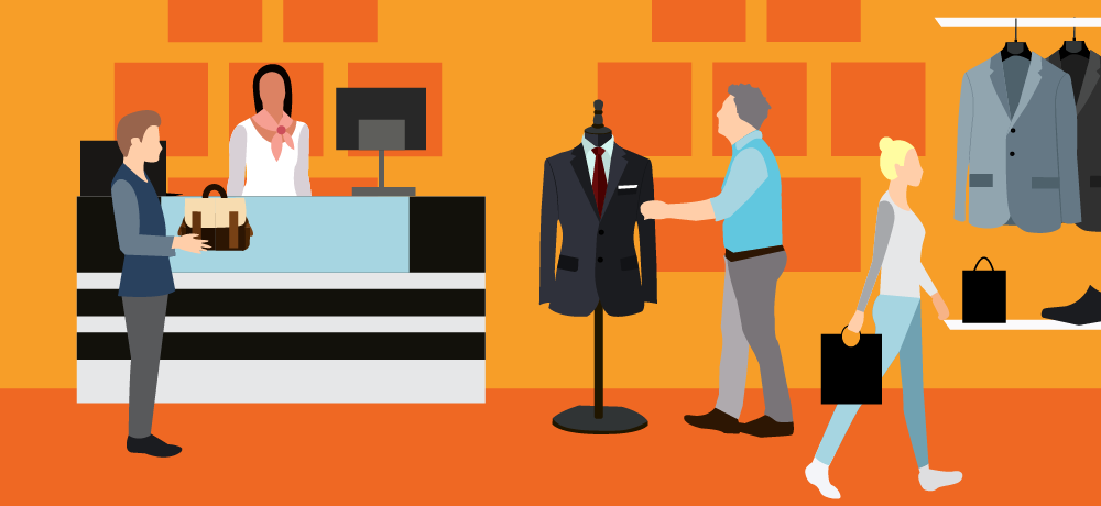 temp workers, temp agency retail workers