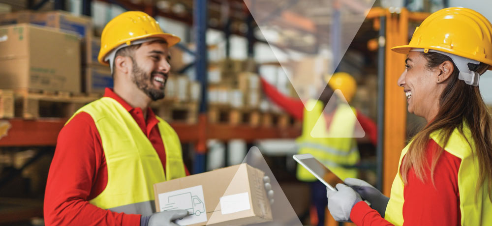 warehouse staffing, warehouse workers, temporary labor