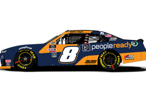 PeopleReady Teams Up with JR Motorsports' Sam Mayer for NASCAR Xfinity Series Wawa 250 Race