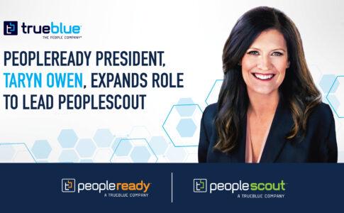 PeopleReady President, Taryn Owen, Expands Role to Lead PeopleScout